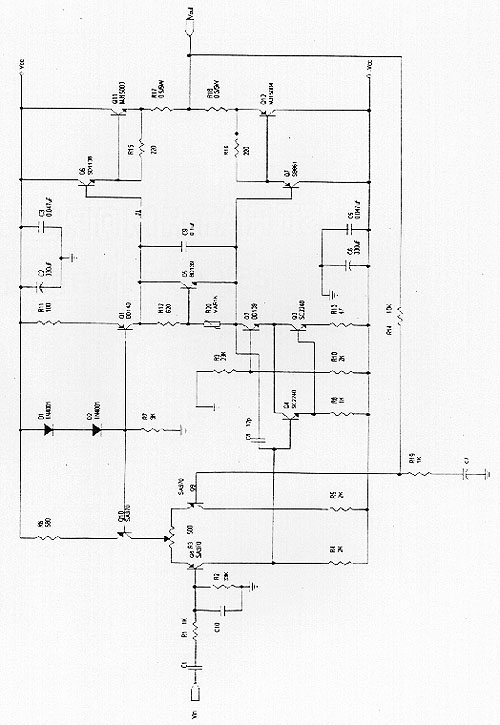 dc servo motor driver schematic